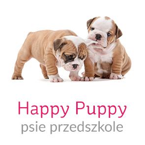 Psie przedszkole Kraków - Happy Puppy